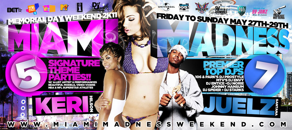 Miami Madness Weekend