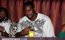 """NFL's BRYANT MCKINNIE presents ""Da Kick Off"" @ The Catalina Beach Club"" (MAY 25, 2012)"